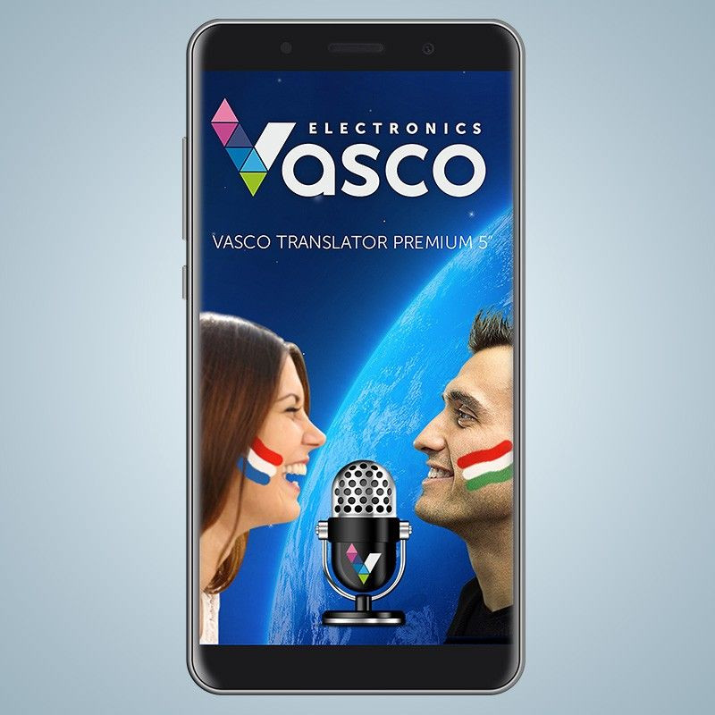 Vasco Translator  5""